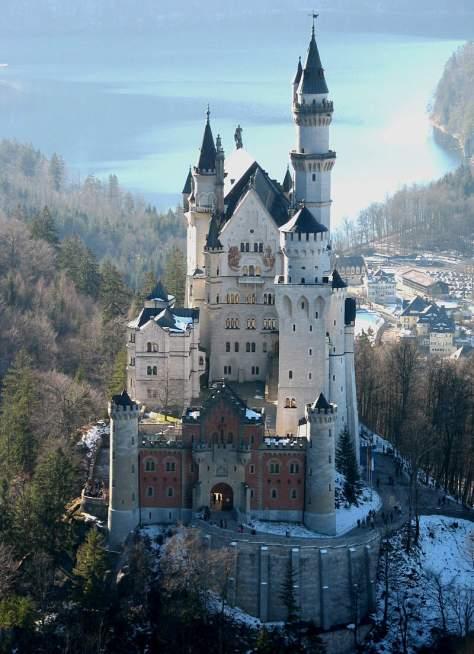 Castillo Neuschwanstein ^^